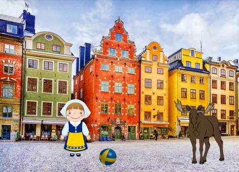 Gönnt euch eine Auszeit mit dem Schweden-Monat auf Birdrama!